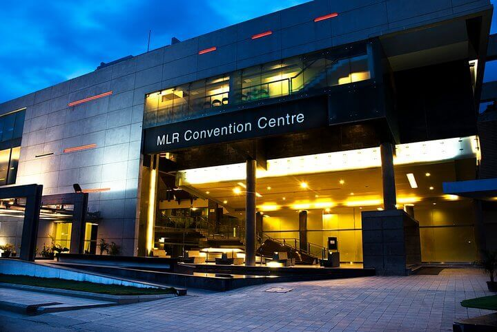 MLR convention center